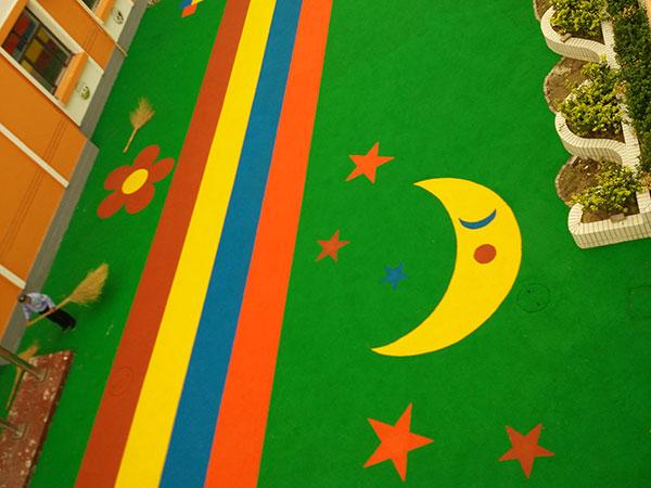 幼儿园塑胶地面千亿国际开户