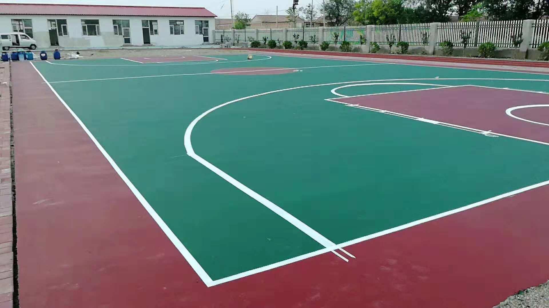天津小学塑胶跑道及篮球场千亿国际开户