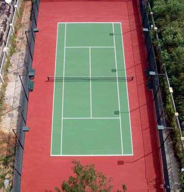 网球场地千亿国际开户