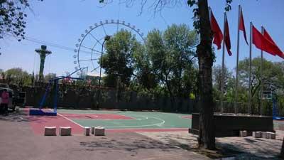 塑胶篮球场千亿国际开户
