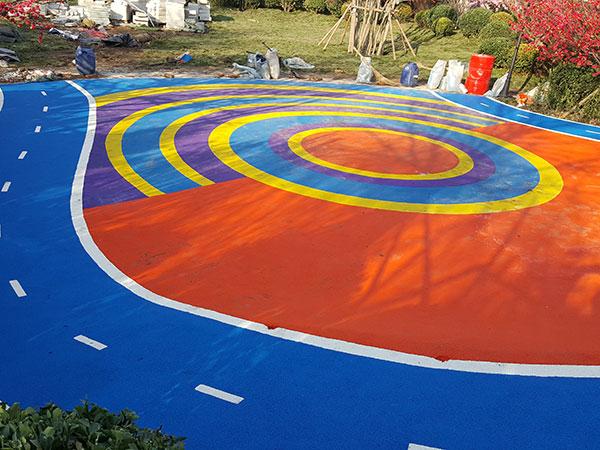 幼儿园塑胶地面千亿国际开户-橡胶地垫