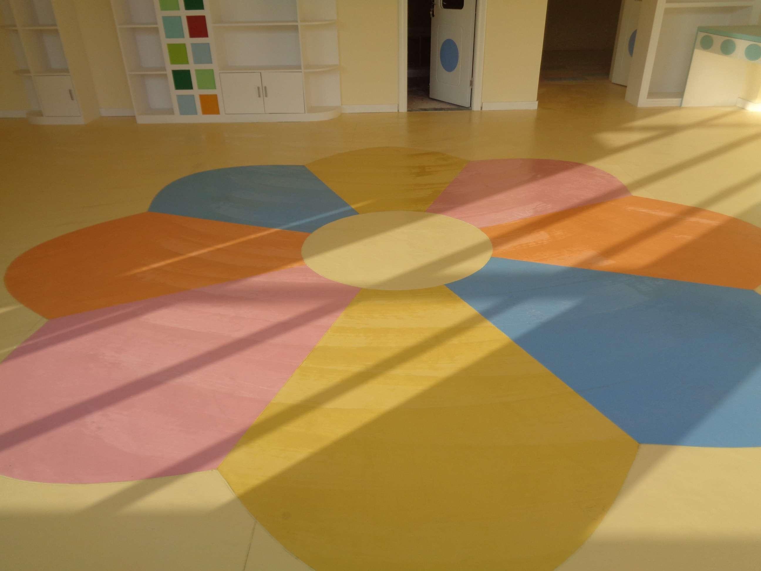 天津市幼儿园室内环保pvc运动地板